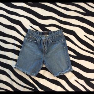 Juicy Couture denim shorts